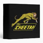 The Cheetah Vinyl Binder