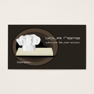 The Chef Business Card