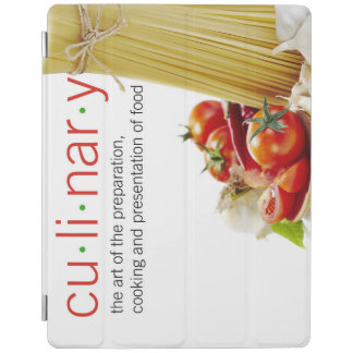 The chef culinary iPad cover