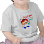 """""""The Chef Is Always Right"""" Infant T-Shirt"""