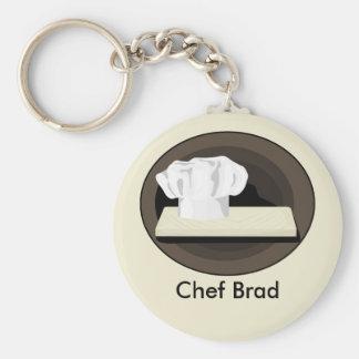 The Chef Keychain