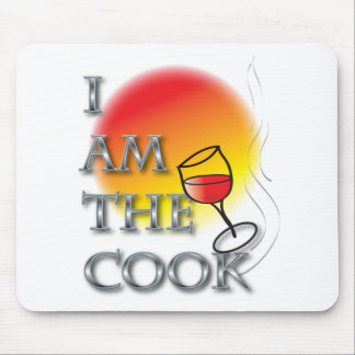 The Chef Mouse Pad