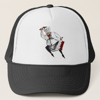The Chef Trucker Hat
