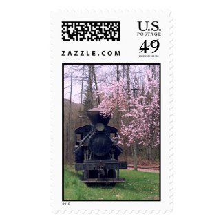 THE CHERRY BLOSSOM SPECIAL by SHARON SHARPE Stamps