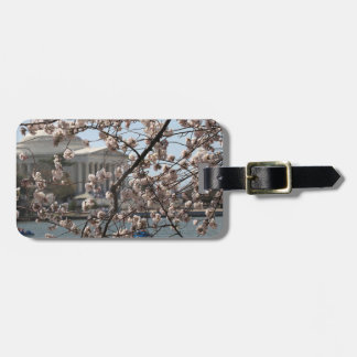 The Cherry Blossoms In Bloom In Washington DC Luggage Tags