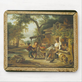 The Cherry Seller Mouse Pad