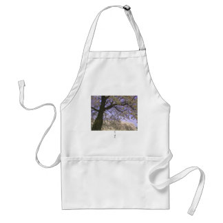 The cherry tree in Japan 2 Adult Apron