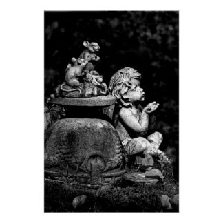 The Cherub and the Mice Poster