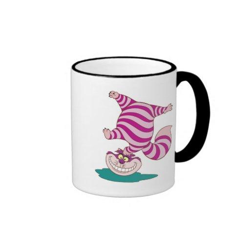 The Cheshire Cat Disney Ringer Coffee Mug