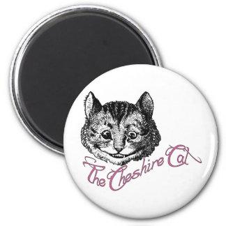 The Cheshire Cat Fridge Magnet