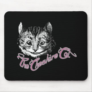 The Cheshire Cat Mouse Pads