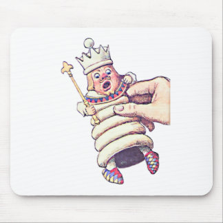 The Chess King Mousepads