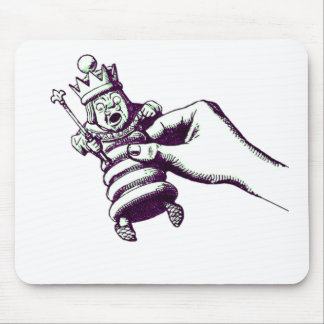 The Chess King Original Mouse Pad