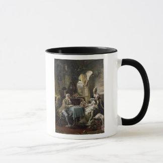 The Chess Players, 1887 2 Mug