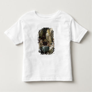 The Chess Players, 1887 2 Toddler T-shirt
