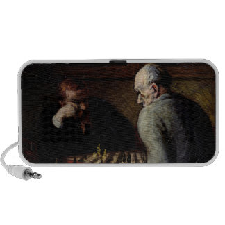 The Chess Players, c.1863-67 iPhone Speaker