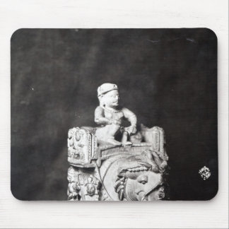 The Chessboard of Charlemagne' Mouse Pad