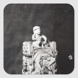 The Chessboard of Charlemagne' Sticker