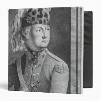 The Chevalier d'Eon as a Dragoon, 1779 Binder