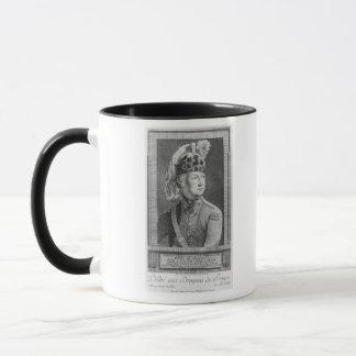 The Chevalier d'Eon as a Dragoon, 1779 Mug