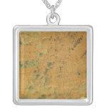 The Chevalier  Map of San Francisco Custom Jewelry