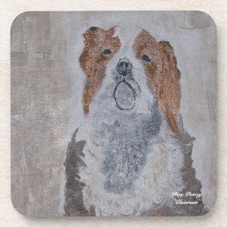 The Chiari Dog Coaster