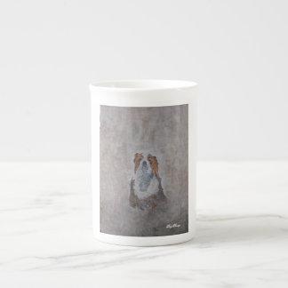 The Chiari Dog Tea Cup