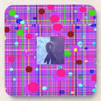 The Chiari Ribbon Coaster