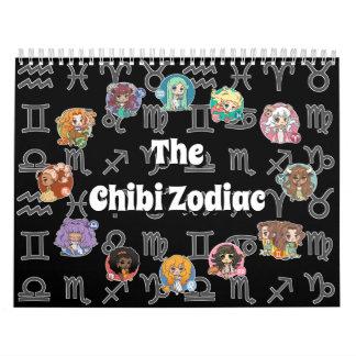 The Chibi Zodiac Calendar