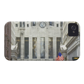 'The Chicago Board of Trade, Chicago, Illinois' iPhone 4 Cases