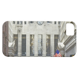 'The Chicago Board of Trade, Chicago, Illinois' iPhone 5 Cover