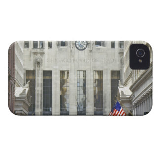 'The Chicago Board of Trade, Chicago, Illinois' iPhone 4 Case-Mate Case