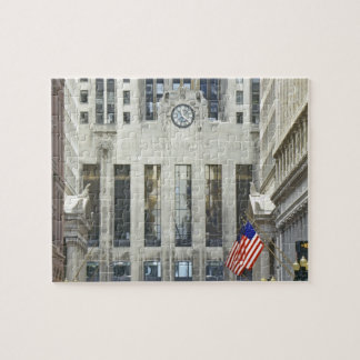 'The Chicago Board of Trade, Chicago, Illinois' Jigsaw Puzzle