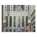 'The Chicago Board of Trade, Chicago, Illinois' Print