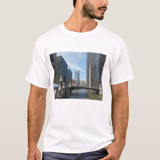 The Chicago River T-Shirt