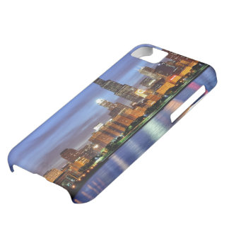 The Chicago skyline from the Adler Planetarium iPhone 5C Case