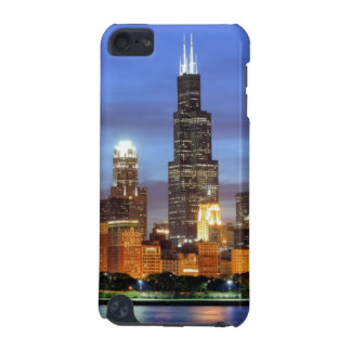 The Chicago skyline from the Adler Planetarium iPod Touch (5th Generation) Cover