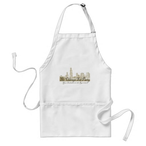 The Chicago Tea Party Aprons