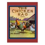 The Chicken Rag Postcard