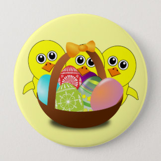 The Chicks Easter Basket - Button