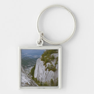 """The """"Chief"""" Arial View in Squamish Keychains"""