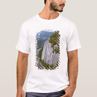 """The """"Chief"""" Arial View in Squamish T-Shirt"""