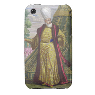 The Chief Janissary, from the 'Recueil d'estampes iPhone 3 Cover