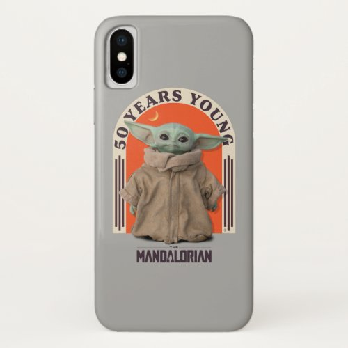 The Child 50 Years Young Phone Case