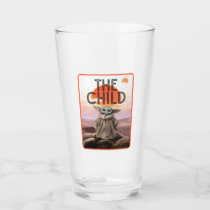 The Child Desert Background Glass