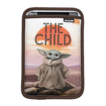 The Child Desert Background iPad Mini Sleeve