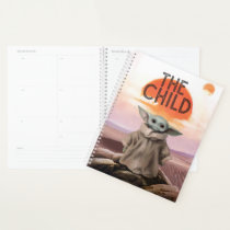 The Child Desert Background Planner