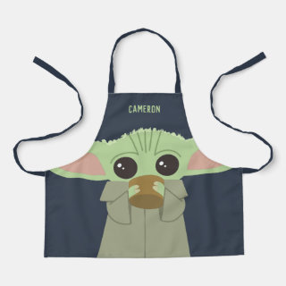 The Child | Holding Cup Apron