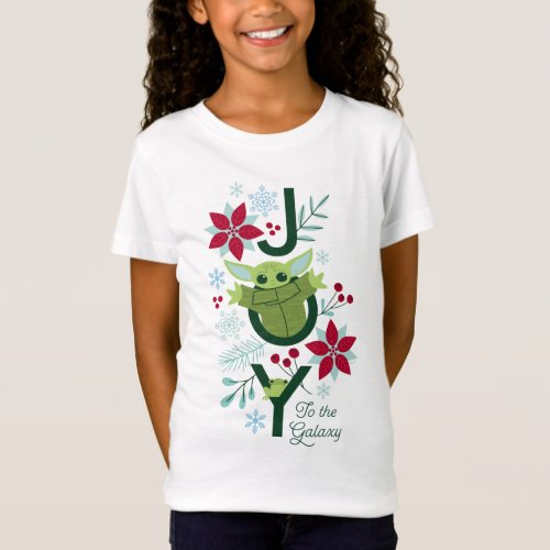 The Child  Joy to the Galaxy T_Shirt