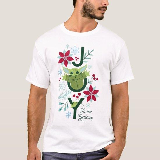 The Child | Joy to the Galaxy T-Shirt